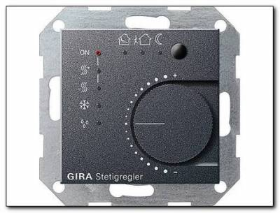 regulator knx system 55 antracytowyel4. Black Bedroom Furniture Sets. Home Design Ideas